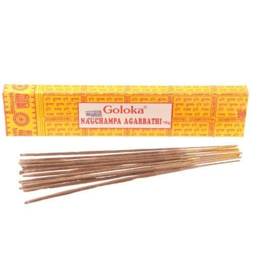 Agarbathi Nag Champa Golaka Incense Sticks